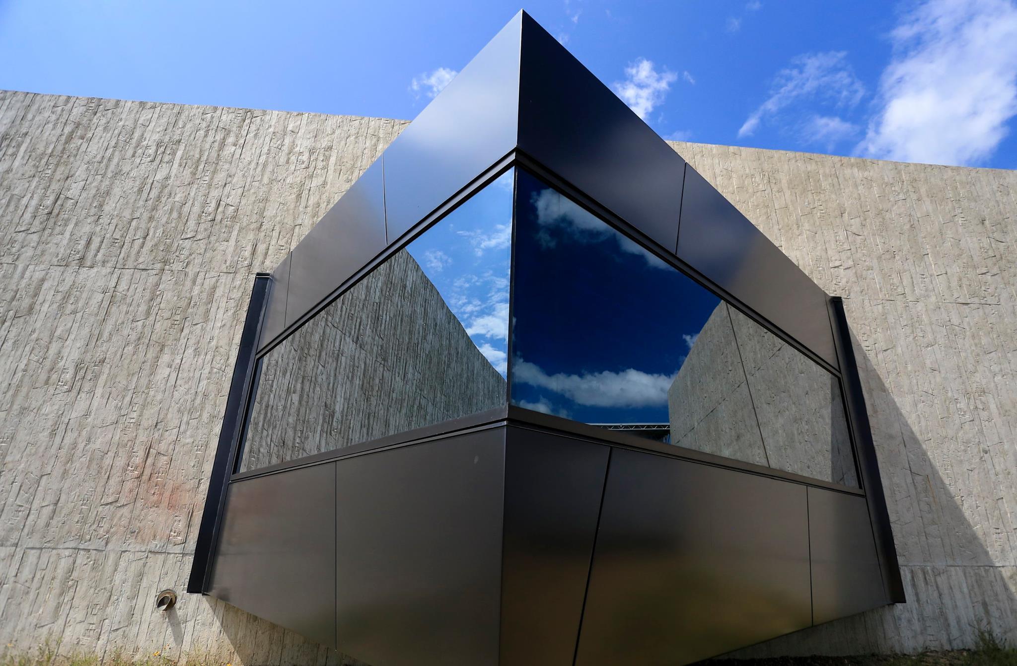 Flight 93 Memorial Viewing Window