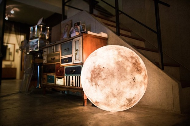 Large Luna Lamp