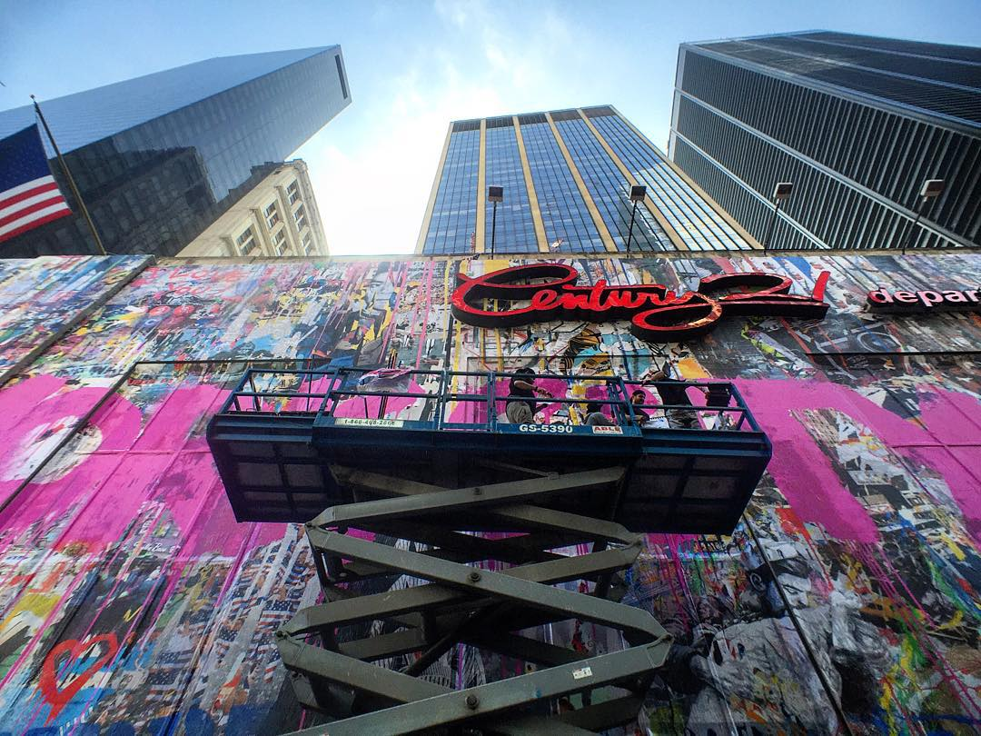Mr Brainwash at Work