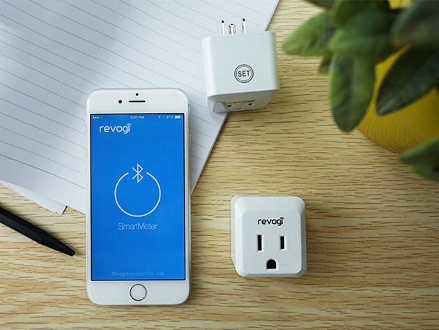 Revogi Smart Meter Plug and App