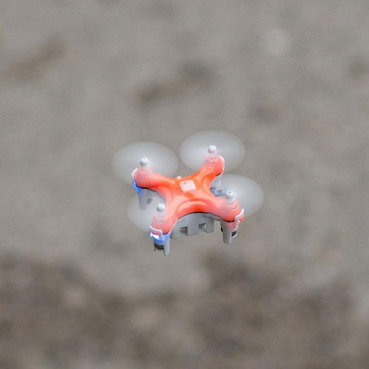 SKEYE Pico Drone in Flight
