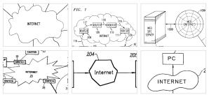Shape of the Internet