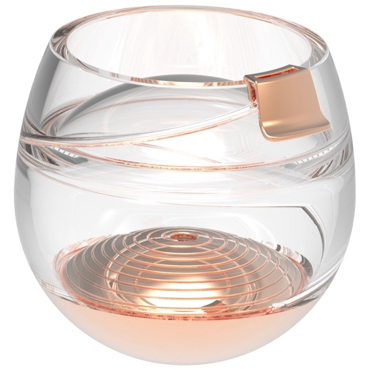 Space Whisky Glass
