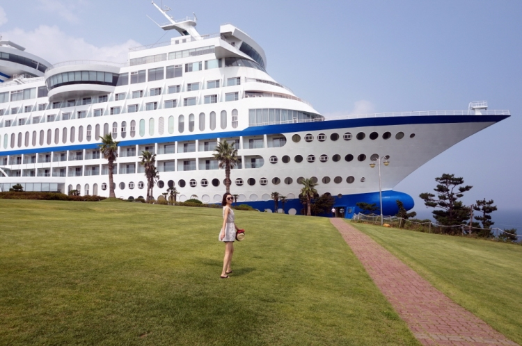 Sun Cruise Resort Ship