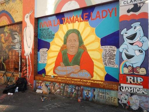 Viva Tamale Lady