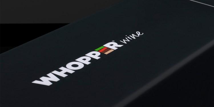 Whopper Wine Side