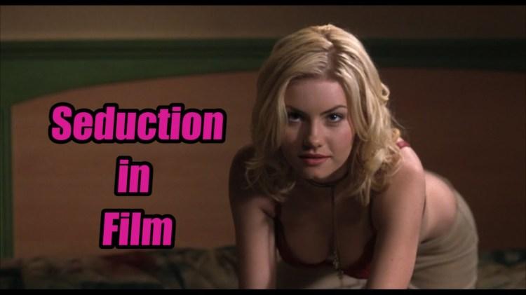 A Supercut of Female Seduction in Movies