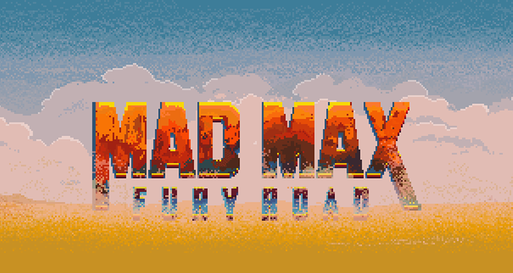 MAD MAX Fury Road