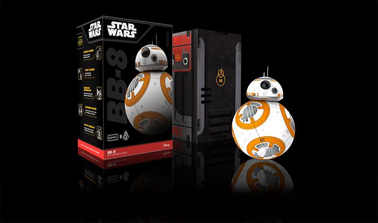 BB-8 toy