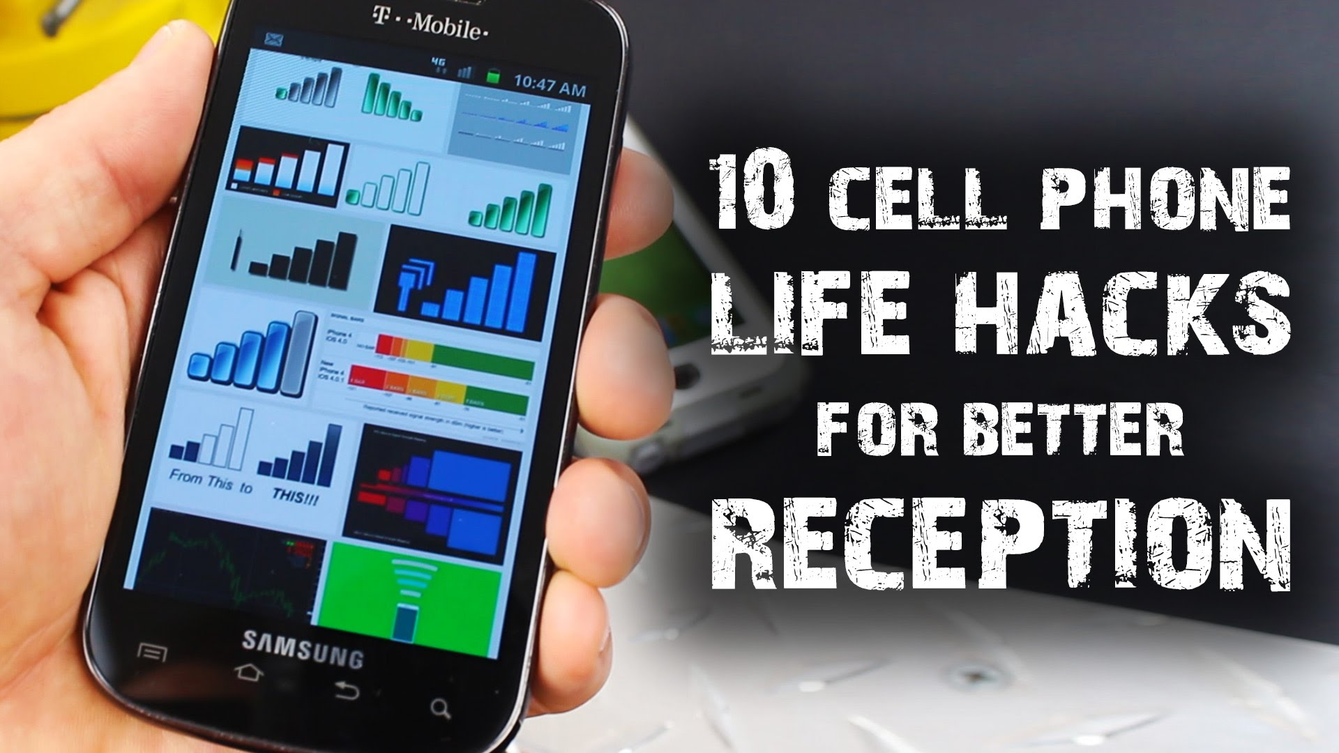 Cell Phone Life Hacks That Help Get Better Reception