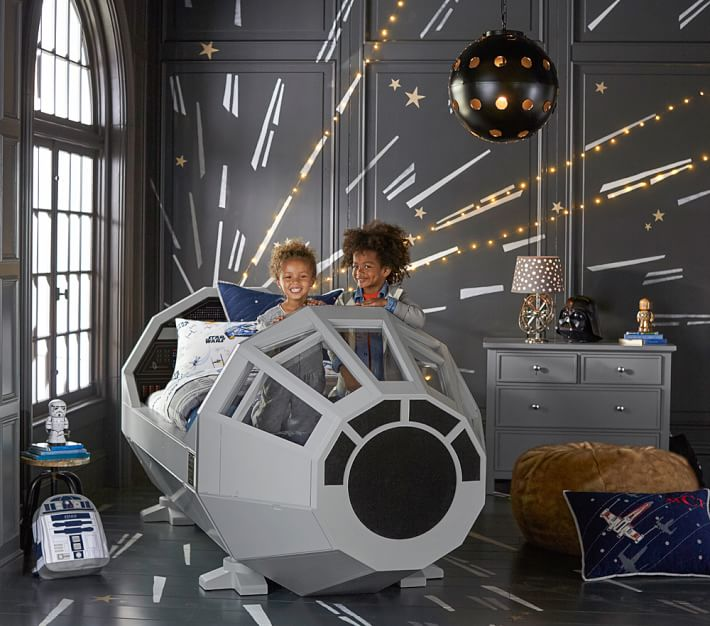 Pottery Barn Kids is the ideal destination when furnishing or bringing style into a child's room. The store offers exclusive, beautifully crafted furniture, bedding, and .
