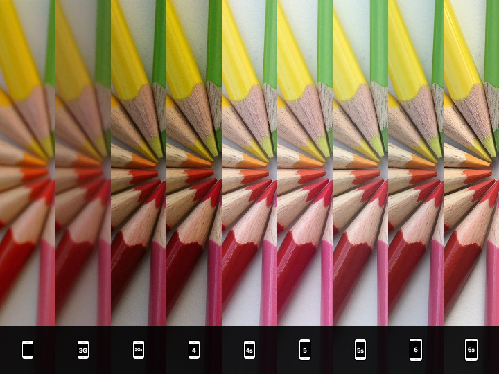 iphone 6s comparison pencil tips