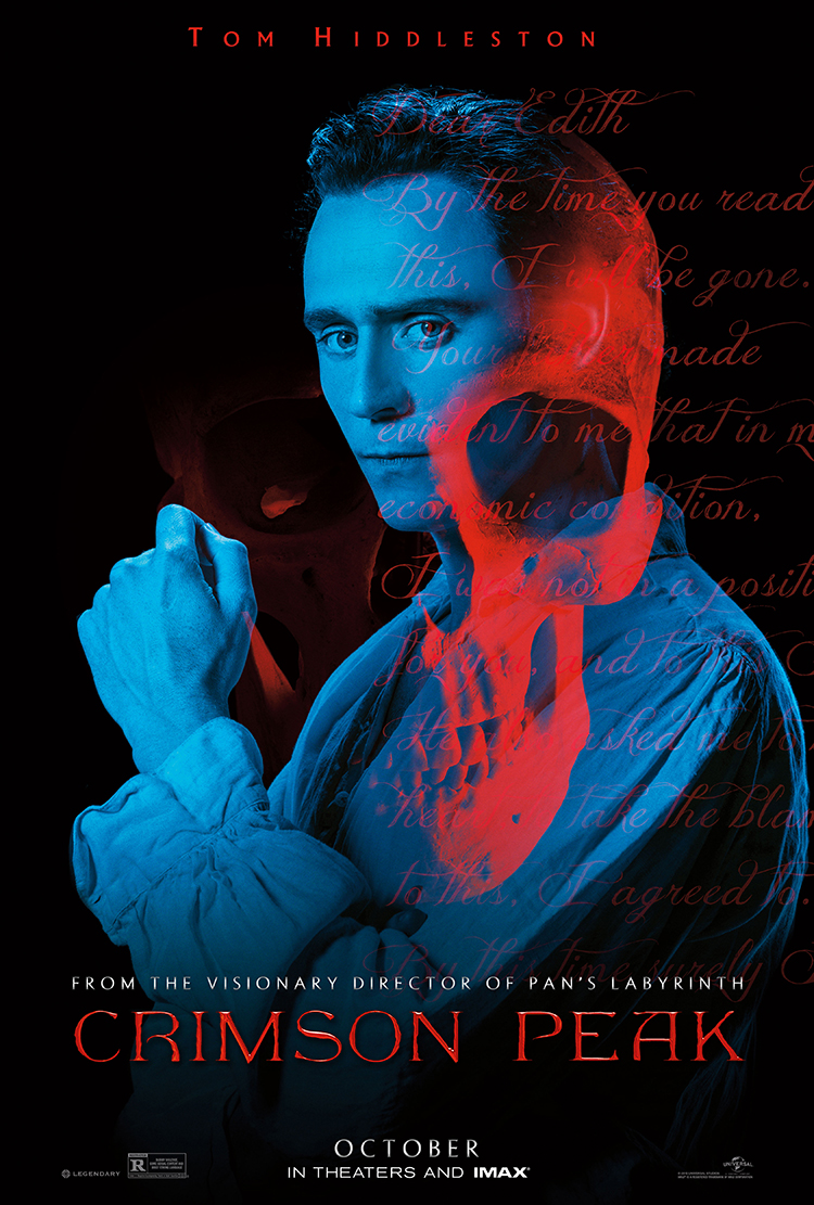Crimson Peak Tom