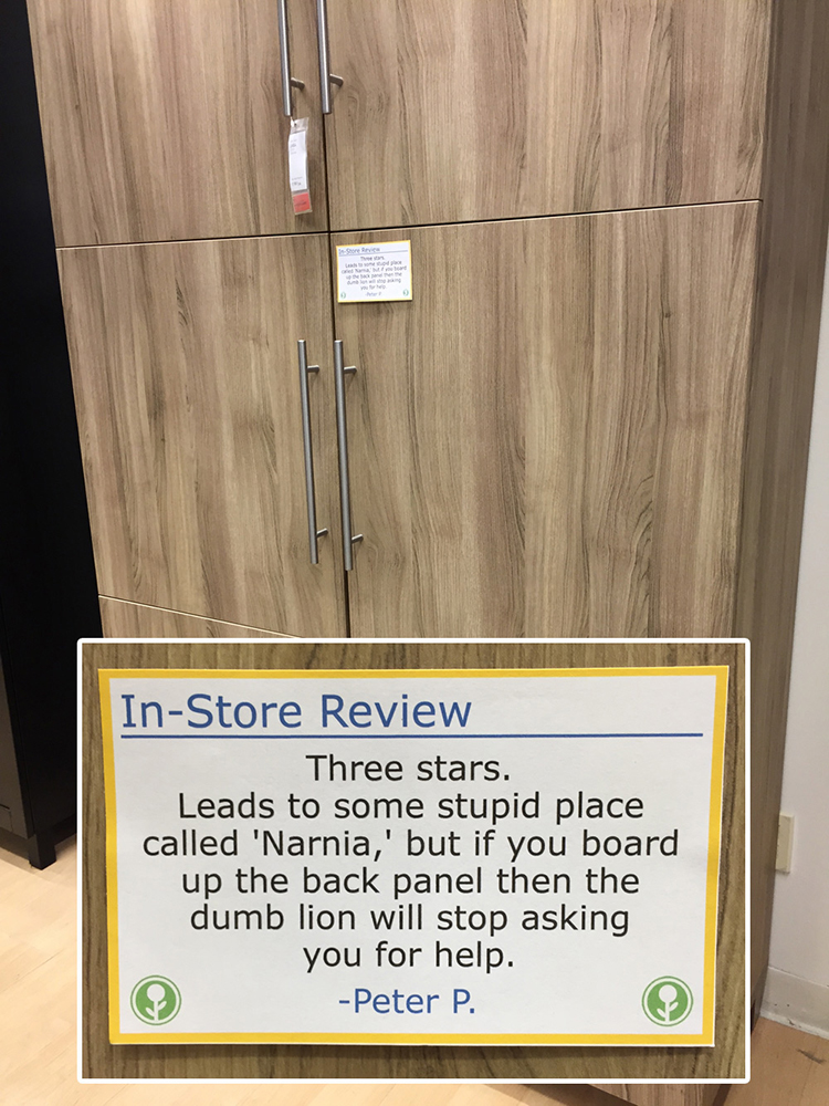 IKEA Reviews