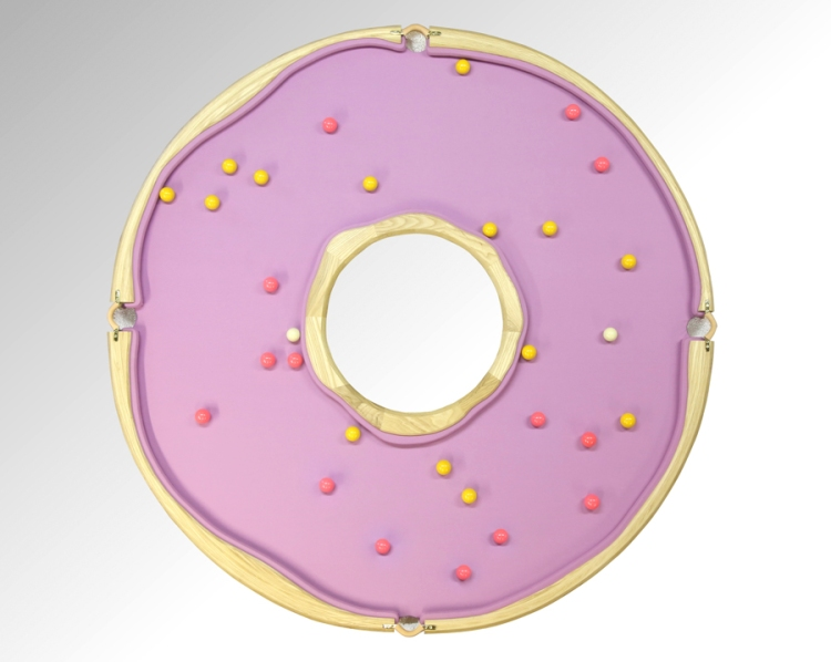 1 Doughnut Pool
