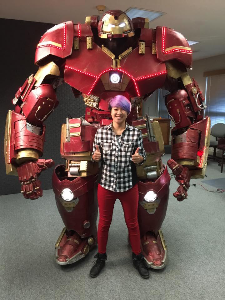 Hulkbuster Costume