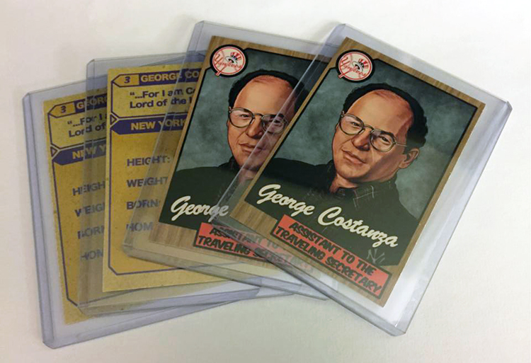 George Costanza by Cuyler Smith