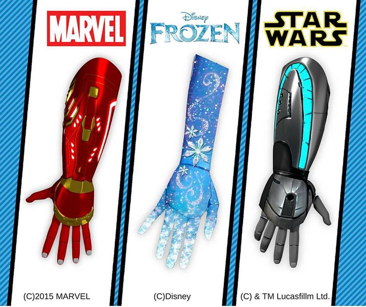 Disney Hands