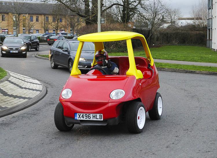 Adult Cozy Coupe Car