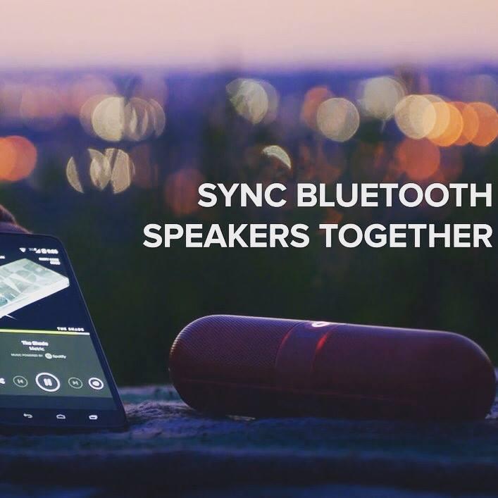 AmpMe Sync Bluetooth