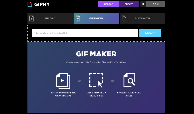 GIPHY Gif Maker Screenshot