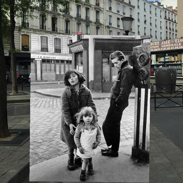 Les Enfants de la Place Hébert 18e Arrondissement