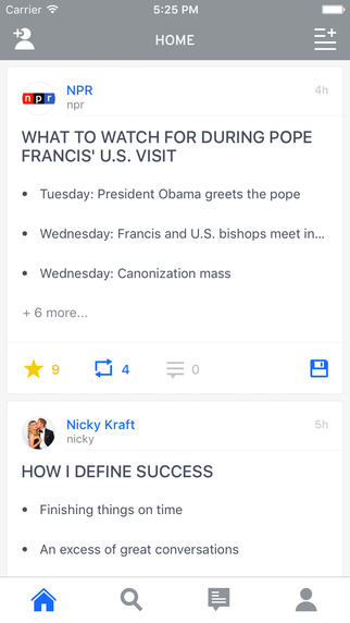 List App NPR Pope List