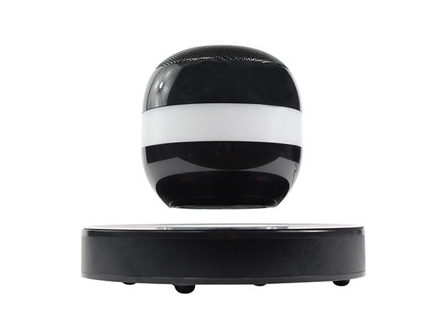 Lyrix Axis Levitating Speaker White