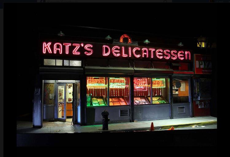 MMC Katzs Deli