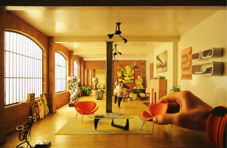 MMC Living Room