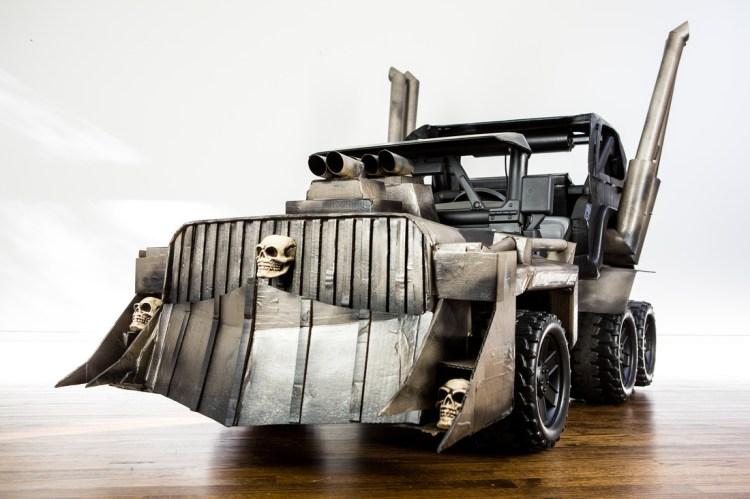 Mad Max War Rig