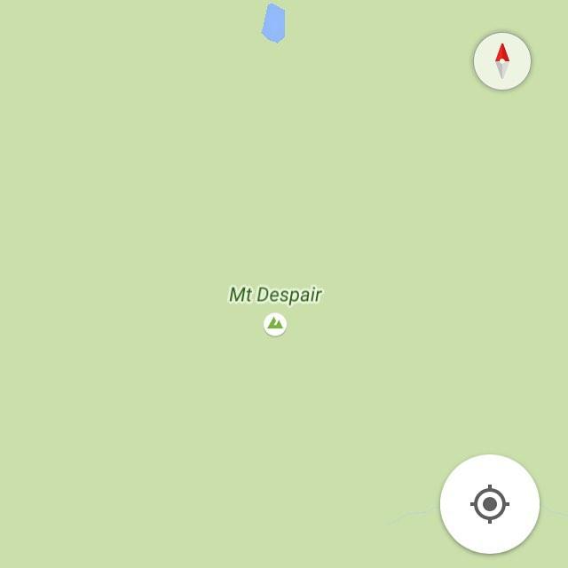 Mt Despair