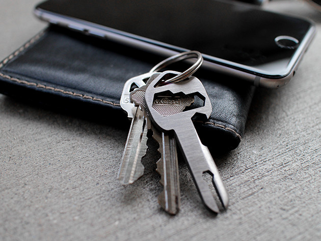 MyKee Titanium Multi-Tool on Keyring