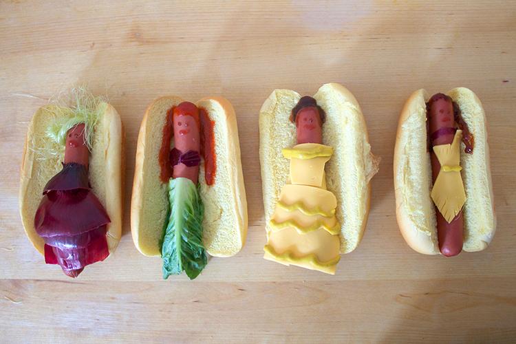 Princess Hotdog