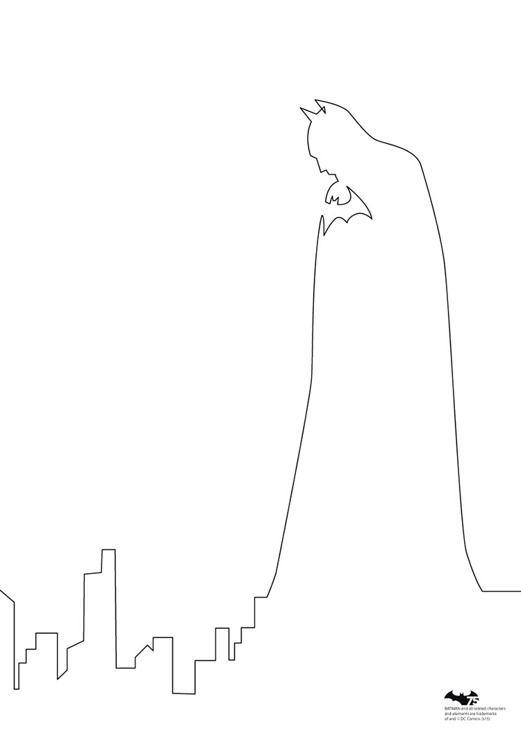 Single Line Art Generator : A minimalist single line illustration of four iconic