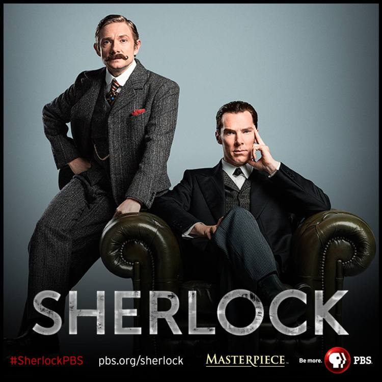 Sherlock Victorian
