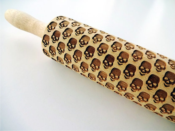 Skull Rolling Pin