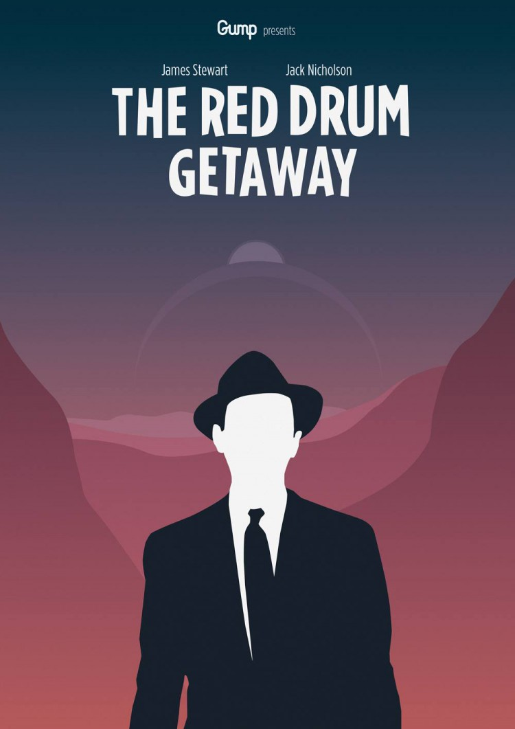 The Red Drum Getaway Red