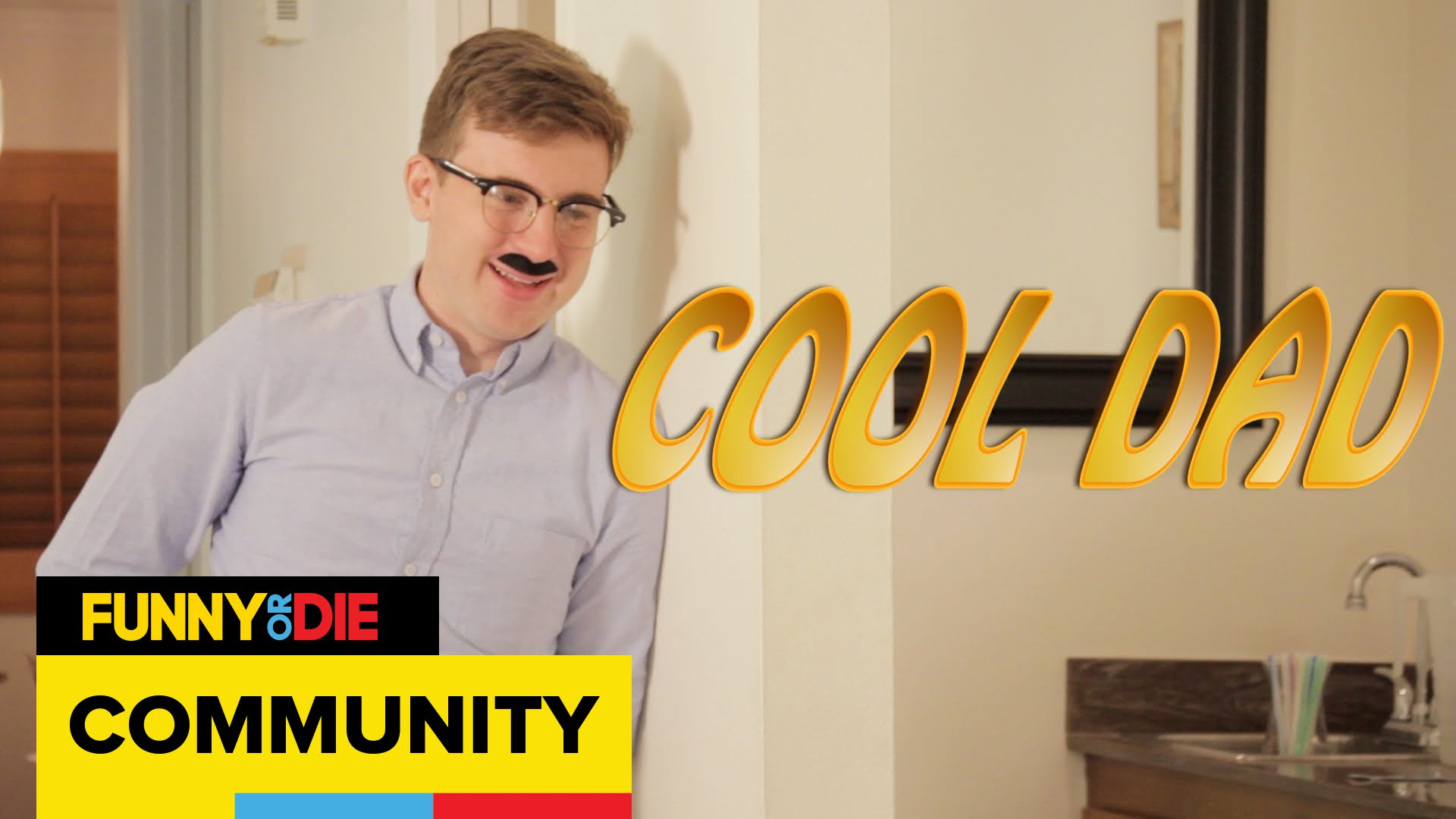 'Cool Dad', A Rapidly Escalating Comedy Sketch About Parenting, Boundaries, and Bad Decisions