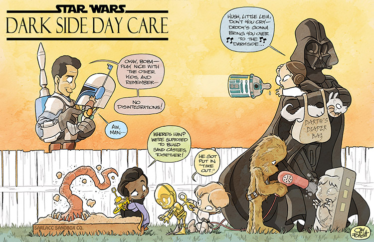A Day at the Dark Side Day Care