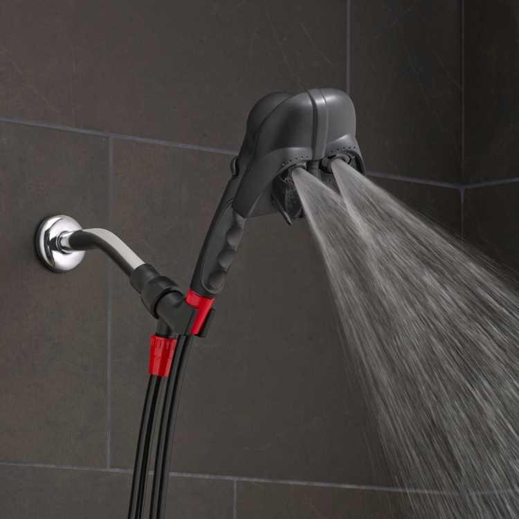 Darth Vader Showerhead
