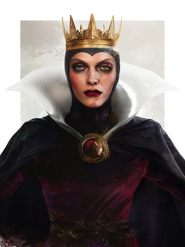 Evil Queen from Snow White and the Seven Dwarfs