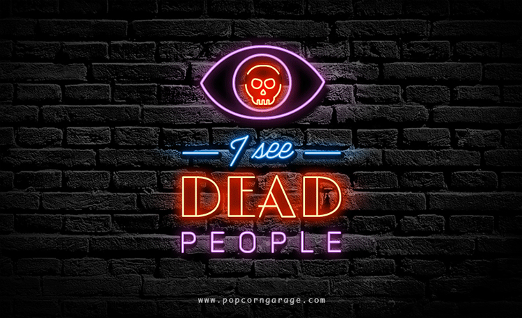 Popular Movie Quotes Turned Into Animated Neon Sign GIFs