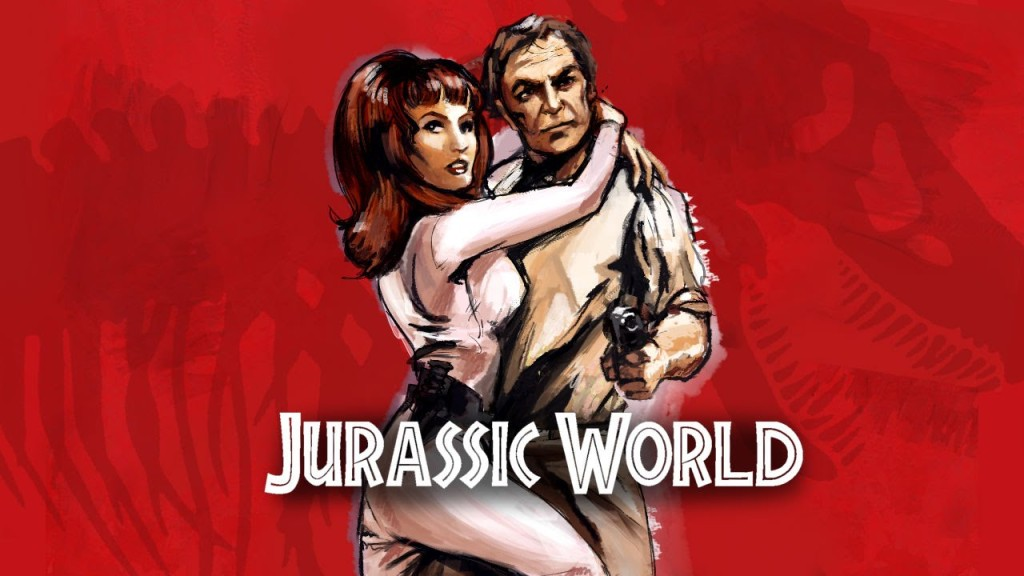 Movie Trailer Imagining What 'Jurassic World' Would Have Looked Like If Released in 1978
