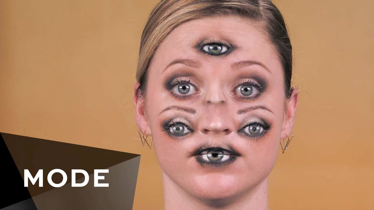 Professional Makeup Artist Demonstrates How To Create A
