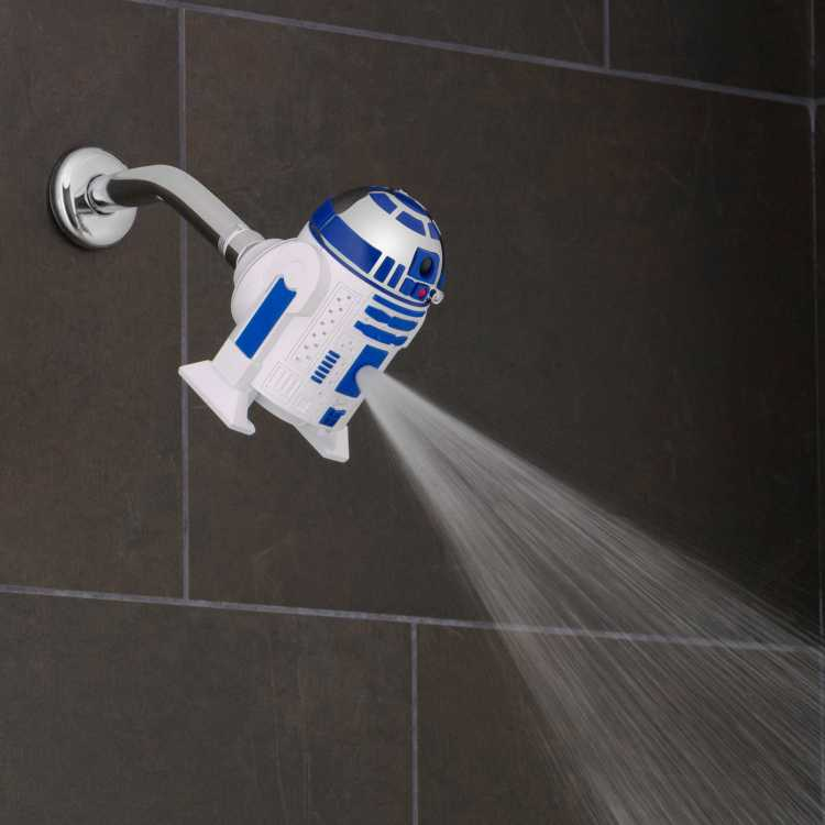 R2-D2 Showerhead