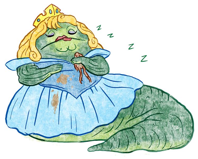 Aurora Jabba the Hutt