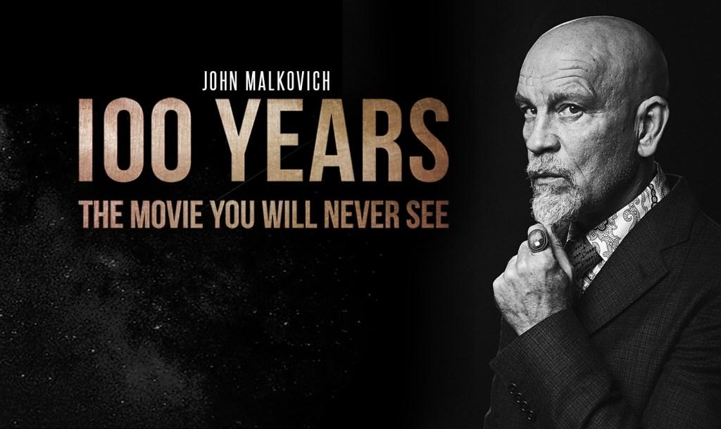 A Futuristic Film by John Malkovich and Robert Rodriguez