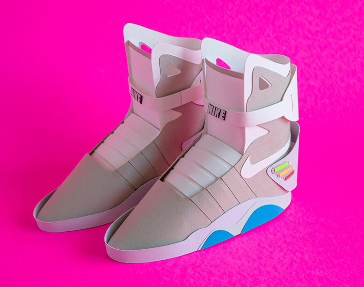 Nike Air Mags by Belinda Rodriguez