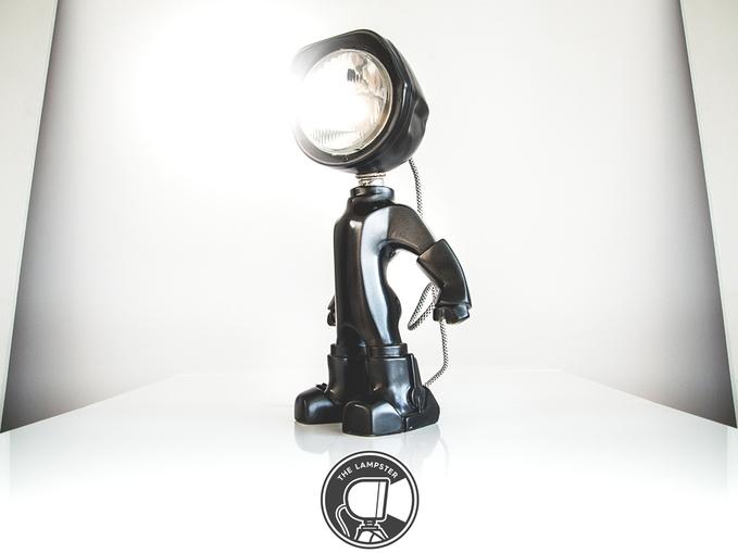 Black Lampster